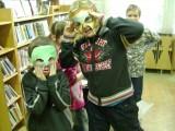 Masky prvňáci
