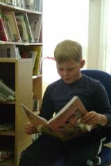 Pasování za čtenáře, červen (2)